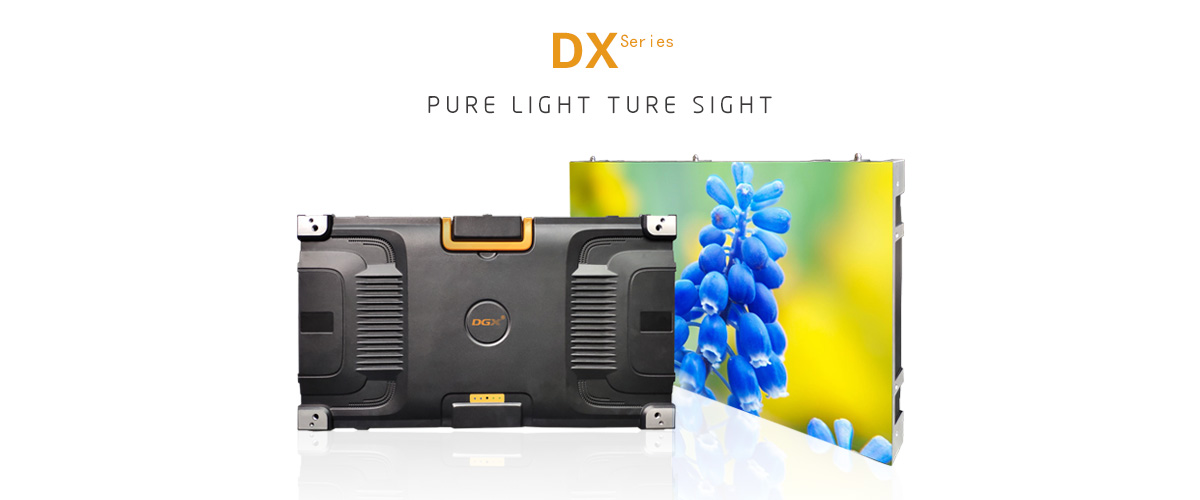 PURE LIGHT TURE SIGHT(DX series)